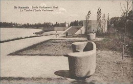 SINT-AMANDS - Emile Verhaeren's Graf - Sint-Amands