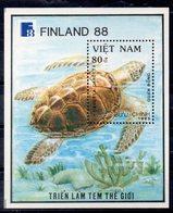 VIET NAM   - Timbre Neuf ** De  1988     ( Ref 5504 )   Animaux -reptiles -tortue - Viêt-Nam