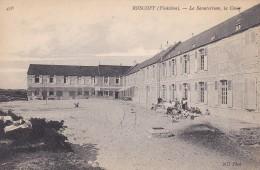 4T - 29 - Roscoff - Finistère - Le Sanatorium, La Cour - ND. Phot N° 456 - Roscoff