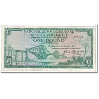 Billet, Scotland, 1 Pound, 1964, 1964-10-01, KM:269a, TTB - Ecosse