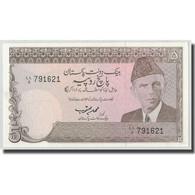 Billet, Pakistan, 5 Rupees, KM:38, SPL - Pakistan