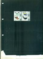 GRANDE BRETAGNE OISEAUX 4 VAL NEUFS A PARTIR DE 0.50 EUROS - Birds