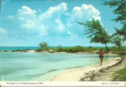 Grand Cayman, Cayman Islands (BWI, British West Indies) Getting Lost - Cayman (Isole)