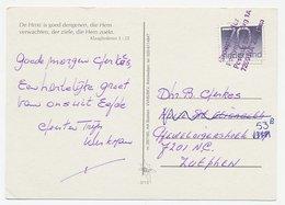 Nieuwjaarshandstempel : Zutphen - Periodo 1949 - 1980 (Giuliana)