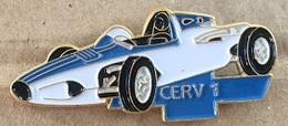 VOITURE - CHEVROLET CERV 1 - BLANCHE -    (20) - Corvette