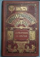 Jules Et Michel VERNE - 1909 - Les Naufragés Du Jonathan - Libros, Revistas, Cómics