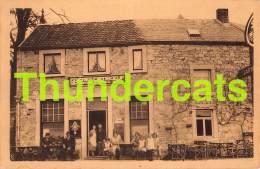 CPA XHIGNESSE CAFE  RESTAURANT PENSION HAMOIR - Hamoir