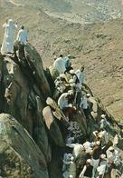 Ghar-I-Hira (K.S.A., Arabia Saudita) The Grotto, Affrancatura Meccanica Rossa - Arabia Saudita