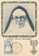 Carte  Maximum  1er  Jour   FRANCE  HEROS    DE   LA   RESISTANCE   DRARIA    1961 - Cartes-Maximum