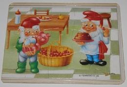 PUZZLE  KINDER SUPRISE - DE LE ANNE 1992 - Puzzles