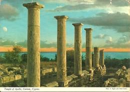 Curium (Cipro, Cyprus) Temple Of Apollo, The Sanctuary Of Apollo - Cipro