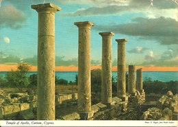 Curium (Cipro, Cyprus) Temple Of Apollo, The Sanctuary Of Apollo - Cyprus