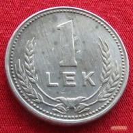 Albania 1 Lek 1988 KM# 74  Albanie - Albania