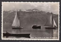 30475/ LE LAC LEMAN Et Les Alpes De Savoie - VD Vaud