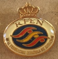 REAL FEDDERATION ESPANOLA DE NATACION - FEDERATION ESPAGNOLE DE NATATION - RFEN   -     (18) - Swimming