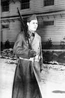 Militaria WW2  -  Joe Louis, Champion Du Monde Poids Lourds De Boxe, Engagé Dans L'US ARMY En 1942 - 1939-45