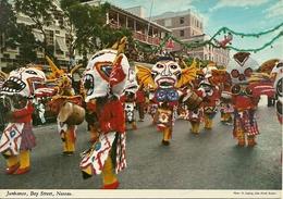 "Nassau (Bahamas, Antille) Junkanoo, Bay Street, ""Bahamian Mardi Gras"" - Bahamas"