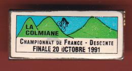 53351- Pin's. Valdeblore  .cyclisme.la Colmiane.. - Cyclisme
