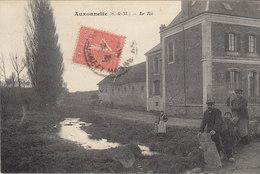 °°°°°  77  Auxonnettes  :  Le   Rû    °°°°°  ////   REF.  JUILLET 18 / BO 77 - France