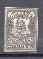 GLASGOW CIRCULAR DELIVERY ONE FARTING - Altri