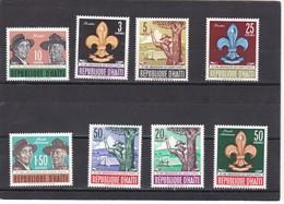 Haiti Nº 483 Al 487 Y A246 Al A248 - Haití