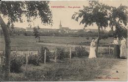 D54 - EMBERMENIL - VUE GENERALE - Femmes Tenant Le Tronc Et Les Branches D'un Arbre - France
