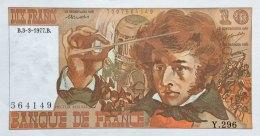 France 10 Fancs, P-150c (3.3.1977) - UNC - 1962-1997 ''Francs''