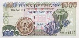 Ghana 1.000 Cedis, P-32h (2.9.2002) - UNC - Ghana