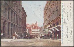 Petticoat Lane, Kansas City, Missouri, 1906 - Webb-Freyschlog U/B Postcard - Kansas City – Missouri