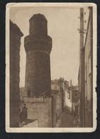 419d.Azerbaijan, Baku. Minaret. Clean. 1927. Rarity. - Azerbaïjan