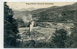 ROUMANIE - Magyarbodza Krasznai Furésztelep - Rumänien
