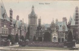 MINLEY MANOR - Gel.1905, Ecken Bestossen - England