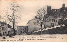 CPA POLIGNAC - Près Le PUY - Epicerie Et Mercerie FAYOLLE Joseph - Le Puy En Velay