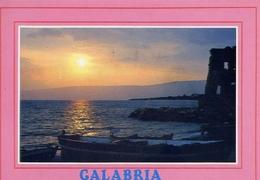 Calabria - Formato Grande Viaggiata Mancante Di Affrancatura – E 7 - Italia