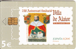 SPAIN - Stamp, Villa De Alaior 1304-2004, 05/04, Used - Spain