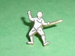 Pin's / Escrime :        TB1AA - Fencing