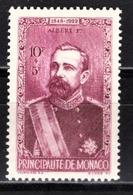 MONACO 1942  -  Y.T. N° 247  -  NEUF* - Mónaco