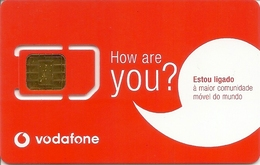 Mobile Phonecard Vodafone - How Are You? - Portugal (NOT USED) - Portugal