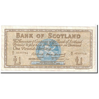 Billet, Scotland, 1 Pound, 1964, 1964-02-03, KM:102a, TTB - Ecosse