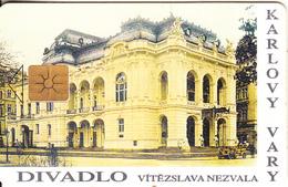 CZECH REPUBLIC - Divadlo, 05/98, Used - Landschaften