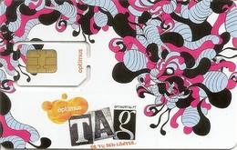 Mobile Phone Card - OPTIMUS Tag - Portugal - Portugal