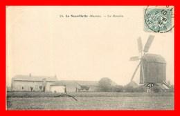 La Neuvillette * Le Moulin       (scan Recto Et Verso ) - France