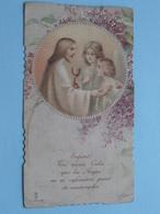 Communion Solennelle De Marguerite LEEMANS En Ursulines à GIERLE Le 27 Juin 1916 ( Zie Foto's ) ! - Communion