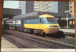 IC 125 Class 254 No. 254 017 - Trains