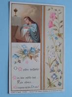 1er Communion De Roger PILLON Au Collège Notre-Dame à ANVERS Le 16 Juin 1892 ( Zie Foto's ) ! - Communion