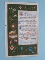 1ste H. Communie Van Emiel Glénisson Te Kerk St. Joseph's College Te TURNHOUT Den 15 Mei 1890 ( Zie Foto's ) ! - Communion