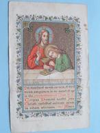 1 Communion De  Henriette JONCKHEERE Au Pensionnat Notre-Dame Des Anges à COURTRAI Le 10 Juin 1888 ( Voir Photo ) ! - Communion