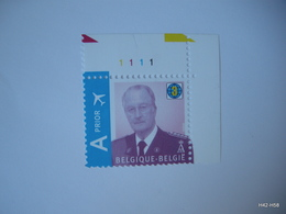 BELGIUM 2009. King Albert II - Koning Albert II. WORLD 3. AIR Prior. SG 4227. MNH. - Neufs