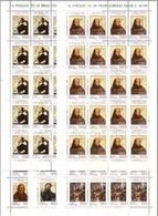 1992 Vaticano Vatican SCOPERTA AMERICA  DISCOVERY 20 Serie Di 5v. In Foglio MNH** Sheets - Cristoforo Colombo