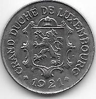 *luxembourg  10 Centimes 1921  Km 31   Unc!!! Top Coin !!!! - Luxembourg